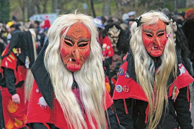 What is Fasching? Street parades, costumes, celebrations in Germany