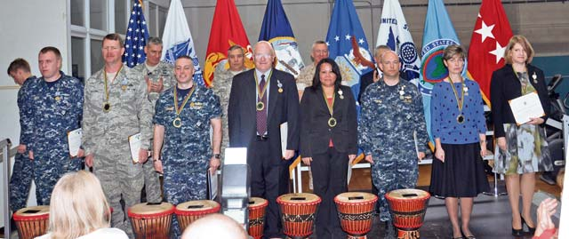 AFRICOM honors  winners at annual  awards ceremony