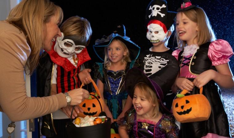 USAG Stuttgart Halloween trick-or-treating rules