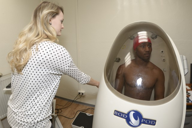 Wellness Center adds Bod Pod to available resources