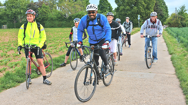 Pedal it out these bike events in May
