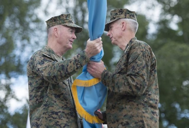 New AFRICOM Commander to seek creative, viable solutions to Africa's challenges