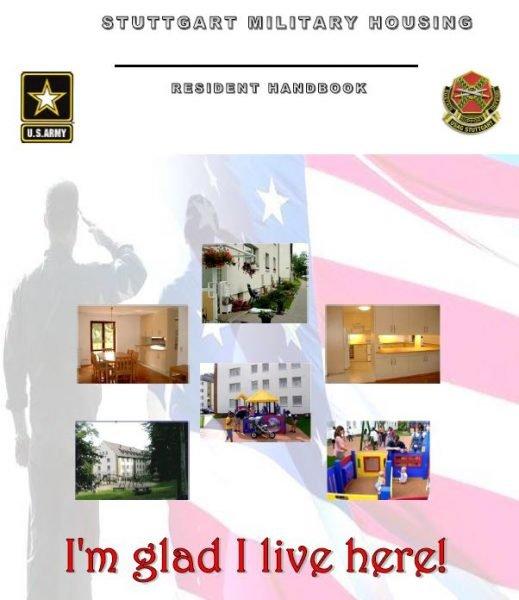 Stuttgart Military Housing Resident Handbook