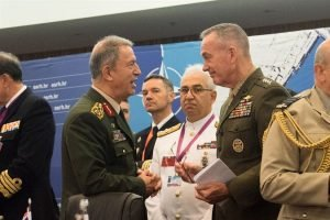 Scaparrotti: NATO needs 'position of strength' for Russia