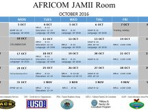 JAMII ROOM: Kelly Barracks Community Room Schedule