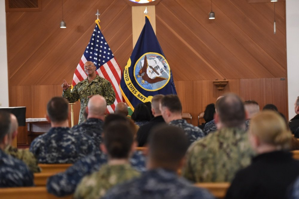 The Navy's new Enlisted Rating Modernization Implementation Plan