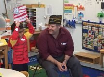Stuttgart schools commemorate Veterans Day