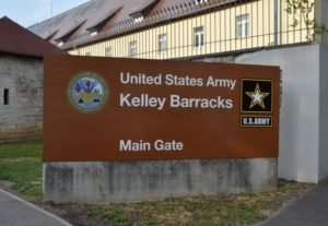 Update: Kelley Barracks ESPG closed