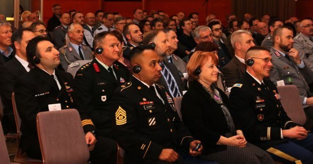 USAREUR Chief of Staff speaks at Bundeswehr State Command event