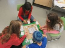Elementary students invent games with goals, rules, consequences