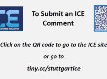 Stuttgart goes paperless for ICE comments