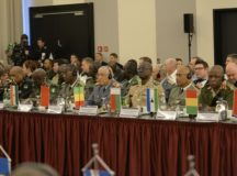 More than 40 African Chiefs of Defense or their representatives participated in the first hiefs of Defense conference hosted by U.S. Africa Command, April 19-20 in Stuttgart. Photo by Staff Sgt. Grady Jones