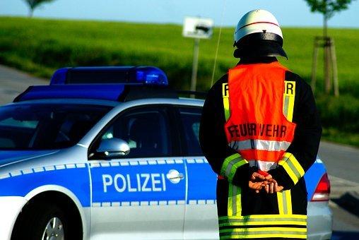 Emergency response timing in Stuttgart