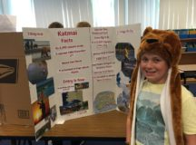 RBES students present great American summer road trips