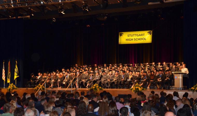 Graduation opens new chapter for Stuttgart seniors