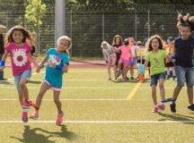 Stuttgart Elementary School hosts 2nd Annual Griffin Games