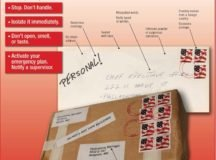 What to watch for in suspicious letters, packages