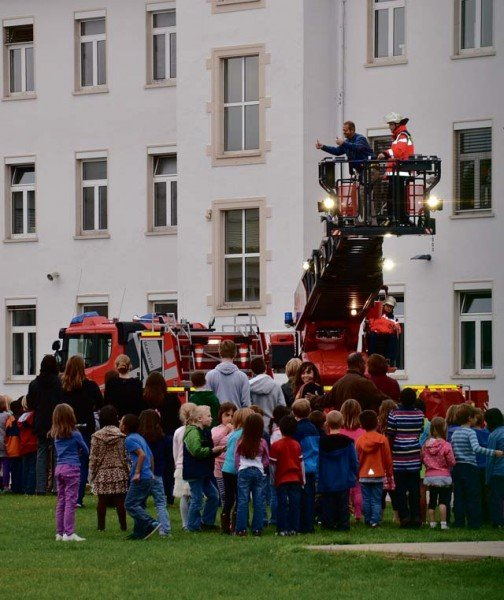 Fire safety a year-round mission for USAG Stuttgart Fire Department