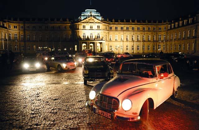 Stuttgart's 'Lange Nacht der Museen' long on art, entertainment