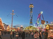 Cannstatter Volksfest celebrates 200 years of fun