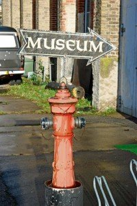 Hall of flame: museum charts history of firefighting