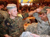 Soldiers across Europe meet at annual fest