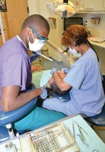 Dental clinic 'goes first class,' streamlines appointments