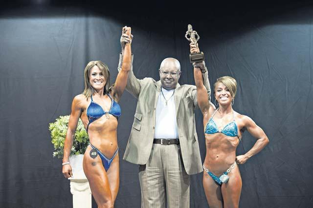 Stuttgart hosts bodybuilding, figure competition