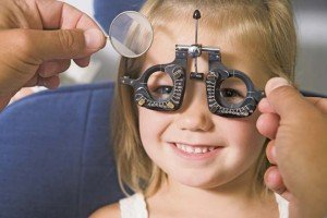 Eye exams recommended to preserve children's vision