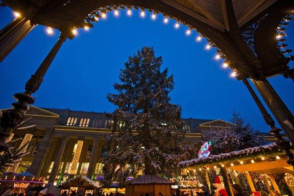 Christmas In Stuttgart Germany.Celebrating Christmas In Germany Stuttgartcitizen Com