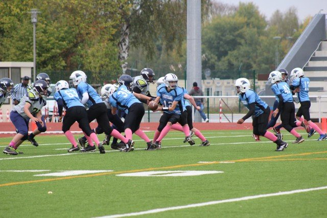 Panthers win CYSS football tournament