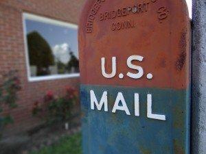 USPS online customs forms