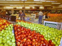 Commissaries 'go green' every day
