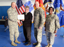 EUCOM recognizes top service members, civilians