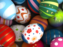 More about Easter and eggs