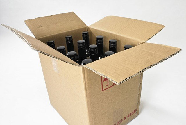 Shipping wine beer alcohol shutterstock_55318228
