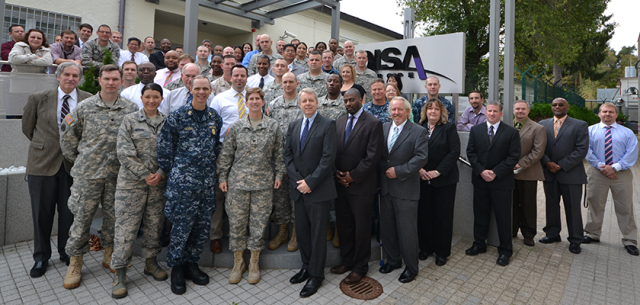 DISA employees awarded for outstanding service