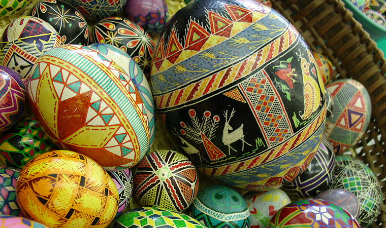 Egg-straordinary: museum dedicated to the Easter egg