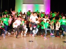 It's show time! Young Americans performance workshop supports children's development