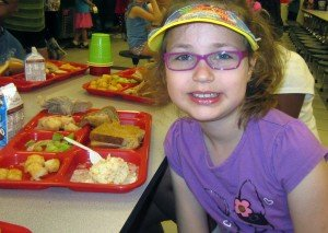 Apply for free and reduced school lunches