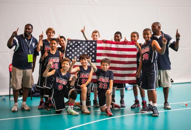 Eagles Bring Home Gold in World Tournament