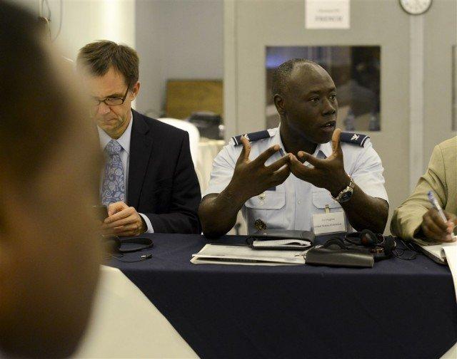 AFRICOM hosts logistics forum