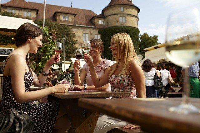 'Zum Wohl:' Enjoy Stuttgart's Fall 'Weindorf' Wine Fest