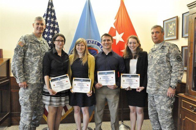 From Student to Staffer – AFRICOM Starts Intern Program