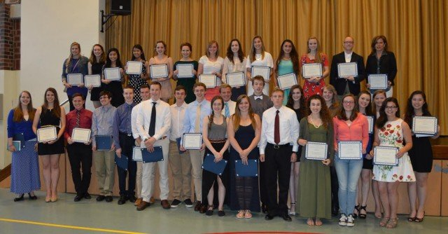 47 Stuttgart military community members receive scholarships