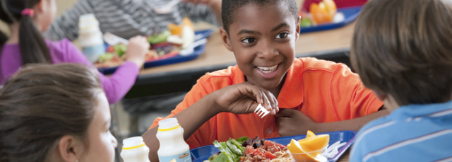 Tips for healthy eating as you go back to school
