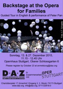 German-American Center offers events at Stuttgart's State Opera