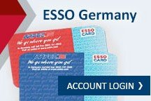 Personnel and their families can login and add to their ESSO account balance online.