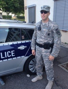 SGT Samuel Scarborough, 554th Military Police Company
