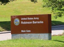 UXO causes caution on Robinson Barracks
